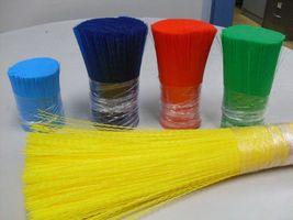 Monofilament Brush Fibres