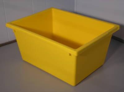 22L Plastic Crate