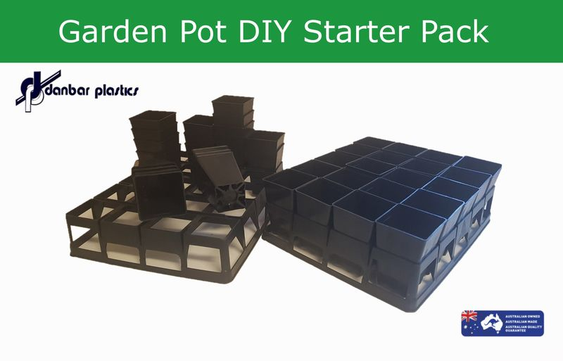 A Garden Pot DIY Grow your own pack
