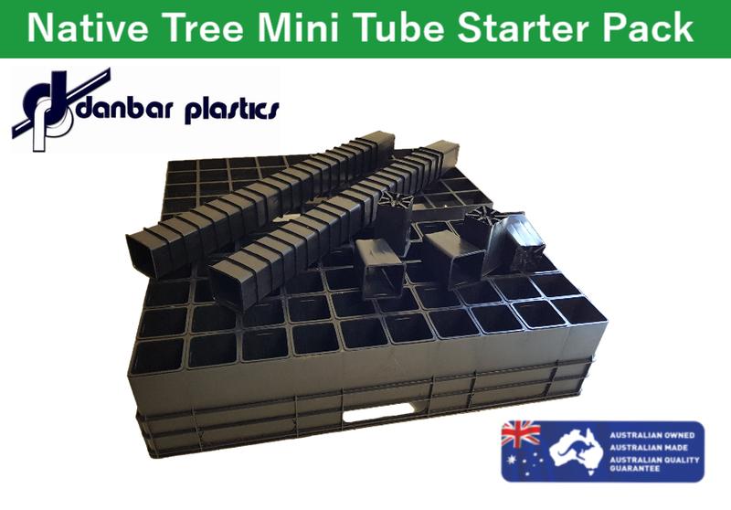 A Native Tree Mini Tube Starter Pack