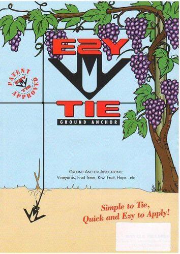 EZY Tie Ground Anchor