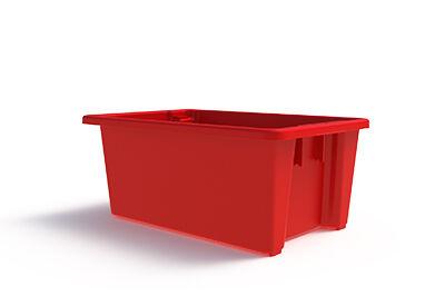 Plastic Crate 52L
