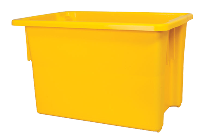 Plastic Crate 68L