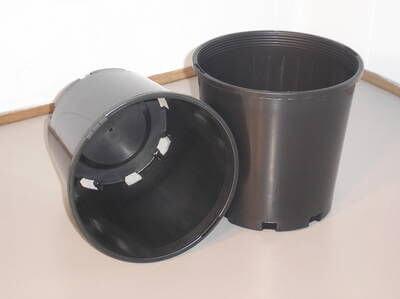 Round Pots - Slim Line - 180mm