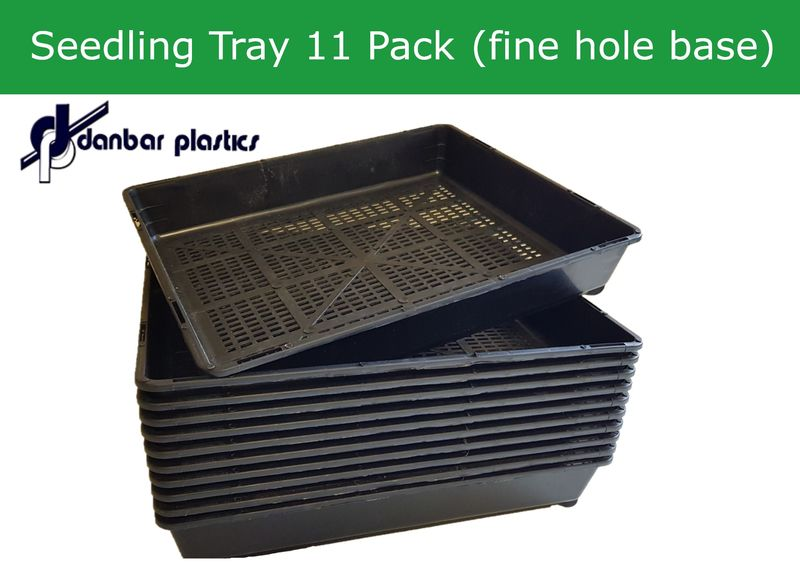 Seedling Tray   11 Pack   FREE Delivery