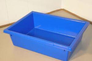 Plastic Crate 13L