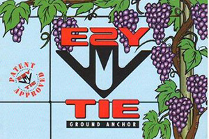 EZY-Tie Ground Anchor
