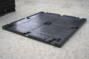 Plastic Lid to suit Collapsible Pallet Bin