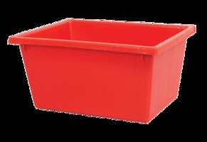 Plastic Crate 22L