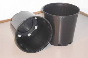 Plastic Pots 180mm Slimline - Pack of 20